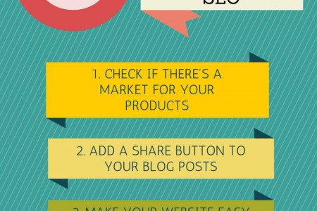 4 Simple Ways To Boost Your SEO Infographic