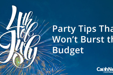 4th of July Savings in 4 Easy Steps Infographic