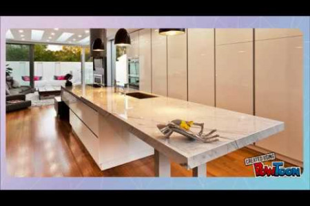 5 Advantages of Fabricated Stone Kitchen Countertop Infographic