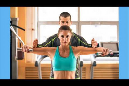 5 Benefits of Working with a Personal Trainer Infographic
