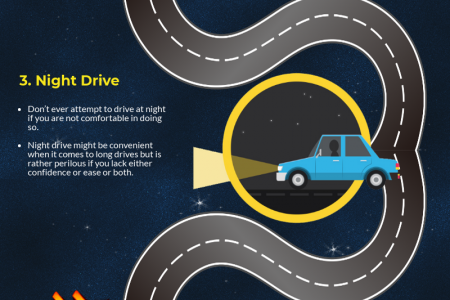 5 Driving Tips to Keep in Mind Ahead of a Road Trip Infographic