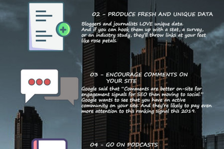 5 essential SEO tips for 2019 - You can Implement Immediately Infographic