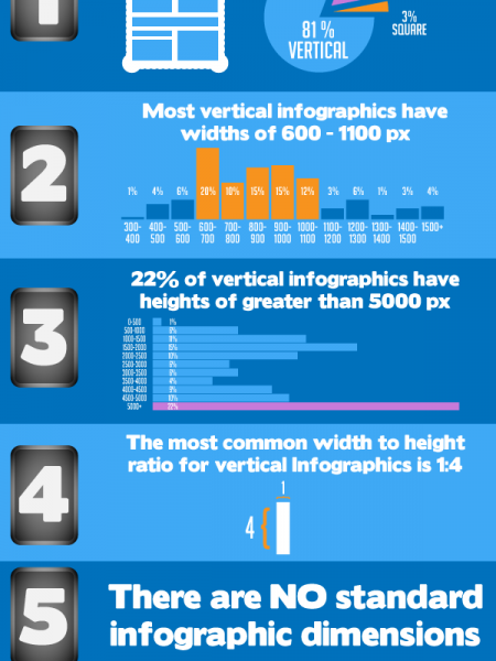 5 Facts About Standard Dimensions Infographic