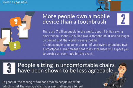 5 Facts You Must Know About Event Attendees Infographic