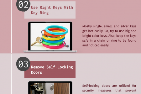 5 Ideas To Prevent Lockouts Infographic