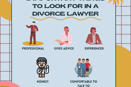5 Important Things To Look For In A Divorce Lawyer Infographic