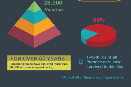 5 Interesting Facts About Porsche Infographic
