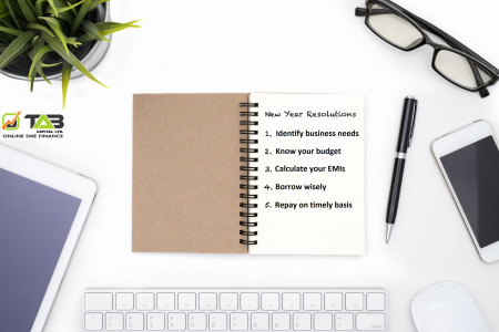 5 New Year resolutions in 2018 that can make you a successful business person  Infographic