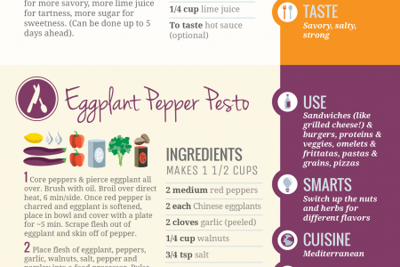 5 Sauces to Jazz Up Your Meals Infographic