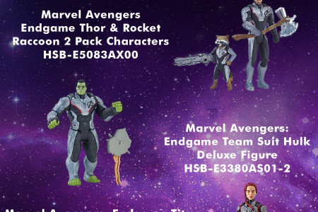 5 Sharp Action Figures for Kids Infographic