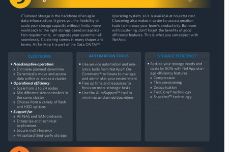 5 Steps to an Agile Data Infrastructure Infographic