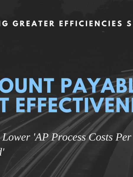 5 Steps to Lowering Cost of AP Processing and Reducing Transaction Processing Time Infographic