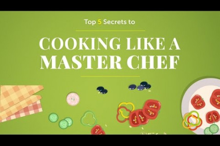 5 Tips and Tricks to Cooking Like a Pro  Infographic