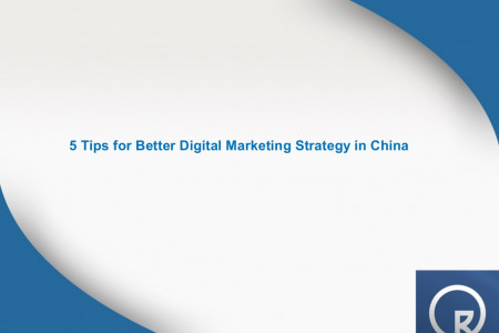 5 Tips for Better Digital Marketing Strategy in China Infographic