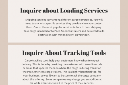 5 Tips For Finding The Best Cargo Companies Infographic