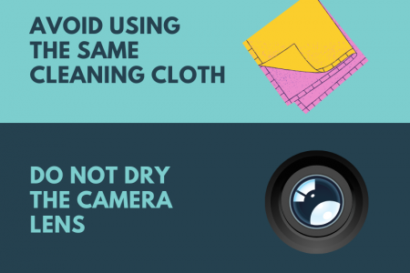 5 Tips For Using An Industrial Camera Infographic
