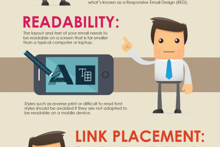 5 Tips to Make Your Email Marketing Mobile Friendly Infographic