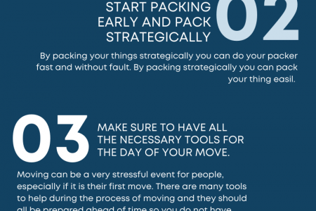 5 tips to Move Your House Infographic