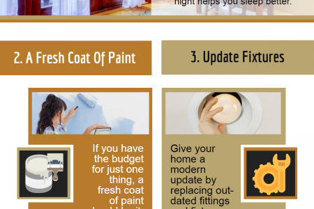 5 tips to revamp your home Infographic