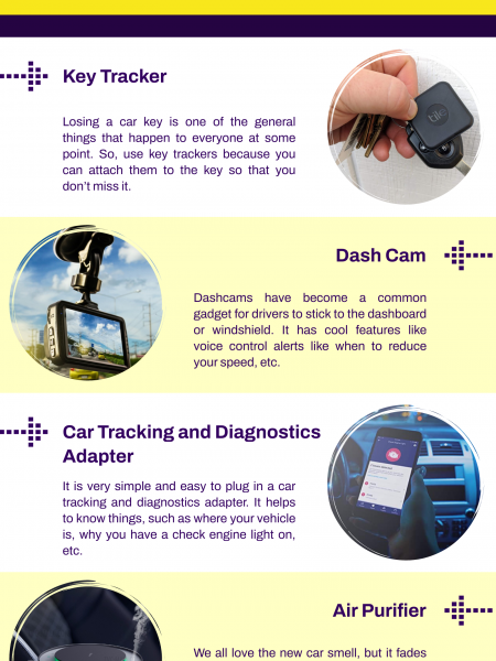 5 Ways To Make Your Car Smart Infographic