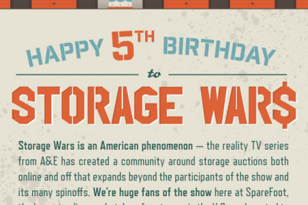 5 Years of Storage Wars Controversies Infographic