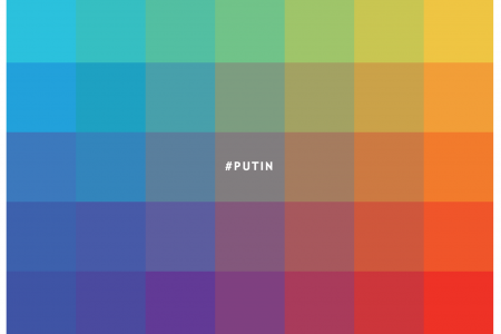 50 Shades Of Putin Infographic