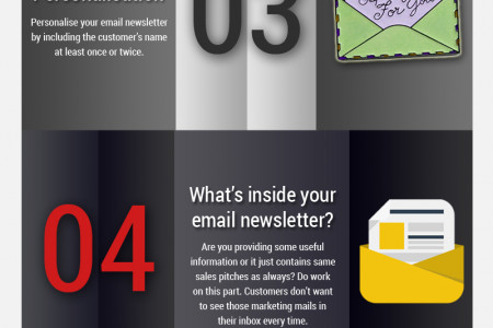 6 Email Marketing Tips You Should Follow [Infographic] Infographic