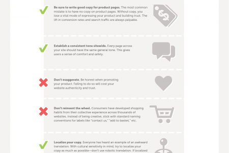 6 Steps to Selling More Infographic
