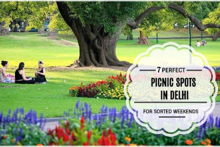 7 Awesome Picnic Places in Delhi NCR for Amazing fun Day Infographic