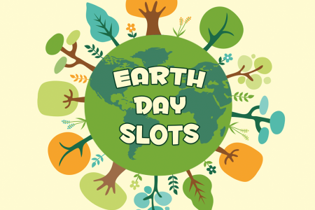 7 Earth Day Free Slots: Infographic Infographic