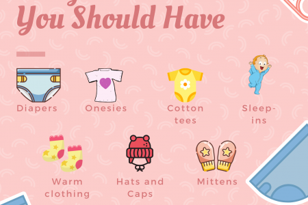 7 Most Valuable Baby Clothes That You Should Have Infographic