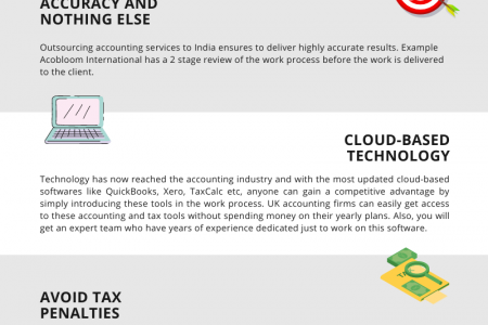 7 Reasons why outsourcing accounting work to India will benefit UK accounting firms Infographic