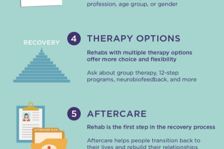 7 Things to Look for in a Rehab Center  Infographic