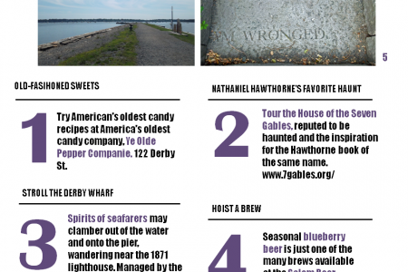 7 Things We Love About Salem, MA Infographic