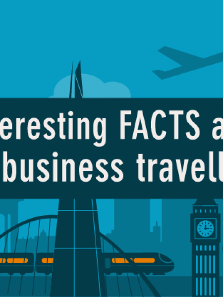 7 things you need to know about UK business travellers Infographic