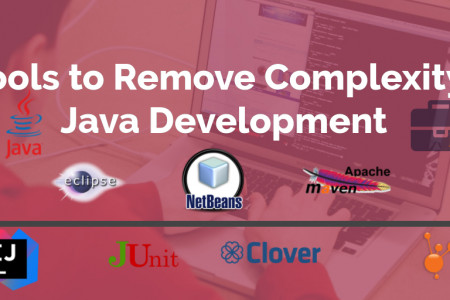7 Tools to Remove Complexity of Java Development Infographic