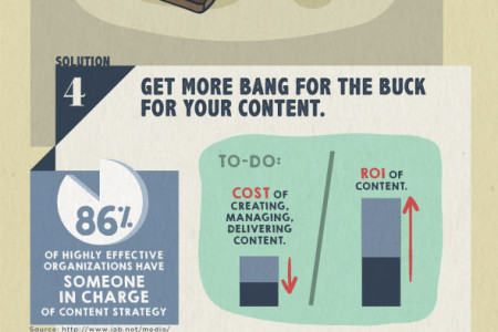 7 Ways To Achieve Content Marketing Breakthroughs, According To Experts  Infographic