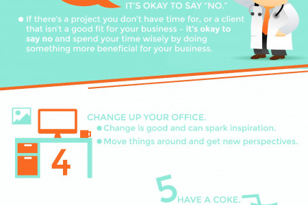 7 Ways to Slash Entrepreneurial Stress [Infographic] Infographic