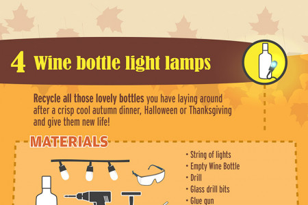 7 Ways you can light up this fall season! Infographic