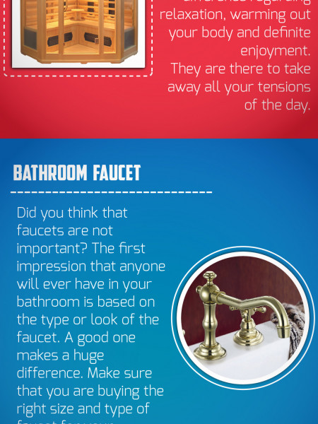 7 Shower Friends That Can Change Your Bathing Experience Infographic