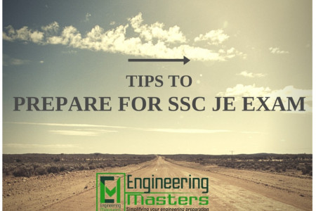 8 Awesome Tips to Prepare for SSC JE Exam Infographic