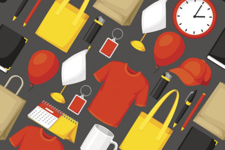 8 Low-Cost Promotional Items Every Business Should Have Infographic