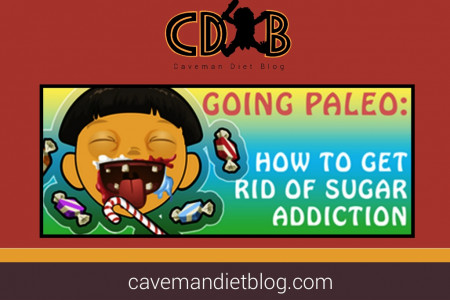 8 Tips for How to Get Rid of Sugar Addiction Infographic