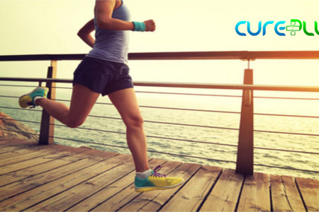 8 tips to develop good running form Infographic