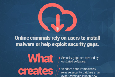 8 Vulnerable Software Apps Exposing Your Computer to Cyber Attacks - part 1 Infographic