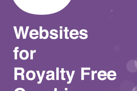 8 Websites for Royalty Free Graphics Infographic
