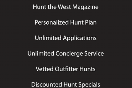 9 day fully Guided (1 Hunter & 2 Guides) UT Draw Hunters  Infographic