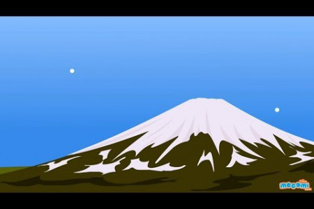 9 Interesting Facts about Mount Fuji Infographic