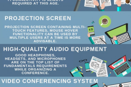 9 Necessary Things To Know About Availing Conference Room For Rent Infographic