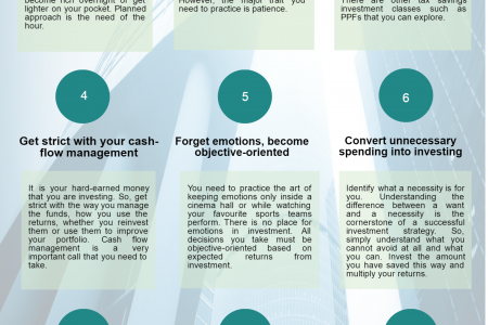 9 Simple Investment Strategies That Will Last a Lifetime Infographic